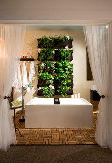 Spa Bathroom - modern - bathroom - boston - by Finn-Martens Design