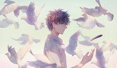 Illustrator : Xenibor ( Weibo )