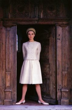 audrey stars in givenchy 1962 - Google Search