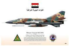 MiG-23-IrAF- Balad AFB.