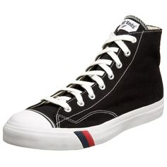 e0cb4490184e Pro-Keds Men s Royal Hi Canvas Sneaker - Black White - C4112MIVQ03. Puma  Sneakers ...