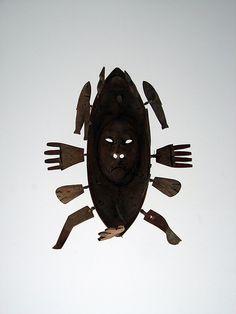 Inuit Mask by pamegranite, via Flickr