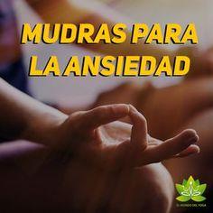 2 Mudras para la ansiedad - El mundo del Yoga Yoga Mudra, Ashtanga Yoga, Yoga Mantras, Hand Mudras, Reiki Energy, Spiritual Path, Pranayama, Qigong, Angst