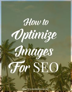 Optimizing your blog post images is a great way to improve your search engine ranking. In this post, I'll discuss with you ways to optimize images for SEO.