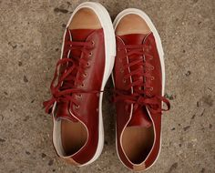 I love these leather low top Converse, but they are $100