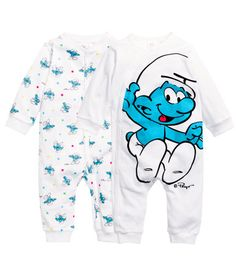 Oh my gosh! Michelle! Smurfs!! Product Detail | H&M US