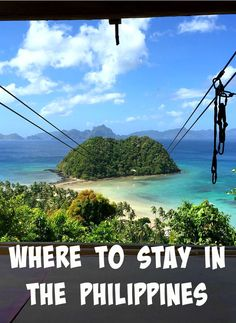 Where to Stay in the Philippines – Shopping, Island relaxation, Party Scene or Stunning Sights