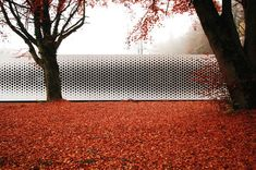 10 Incredible Works of Architecture Photographed in Fall: The Best Photos of the Week,Cortesía de Format Elf Architekten