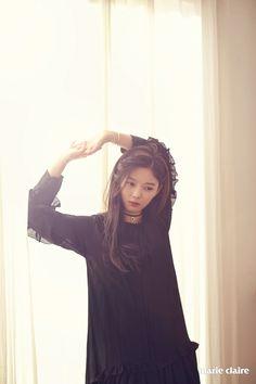 #2015 #MarieClaire #NovemberIssue #KimYooJung #김유정 #金裕貞 #Fashion #Pretty #Girl #Beautiful #Korean #Actress #AngryMom #TheMoonEmbracingTheSun #Inkigayo #SBS #MBC #KBS #TVN #Kpop
