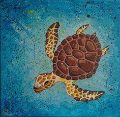 Turtle symbolizes water, the moon, Mother Earth, the beginning of creation, time, immortality, fertility, renewal of nature. It is connected with the beginning of creation, and consider it to supporting the whole world.