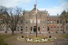 Royal Naval Institute (KIM), Den Helder, the Netherlands. I entered the Institute in 1964 as a midshipman for the Marine Corps.