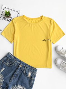 GET $50 NOW | Join Zaful: Get YOUR $50 NOW!https://m.zaful.com/round-collar-letter-pattern-tee-p_506288.html?seid=8951745zf506288