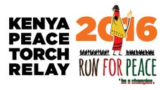Run for Peace - torch carrying 10km relay race around the UK [October 2016]