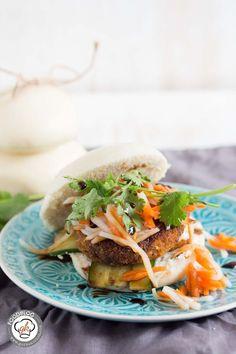 Vegetarischer Thai-Burger mit Hilcona Pfannen-Taler [enthält Werbung] #Asiatisch, #Burger, #EnthältWerbung, #Gernekochen, #Lecker, #PfannenTaler, #Rezept, #VegetarischerBurger, #Veggie #foodblog #foodie #food #rezept #foodblog_de #foodpics #rezepte http://gernekochen.com/vegetarischer-thai-burger/