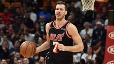 Goran Dragic to replace injured Kevin Love on Team LeBron in 2018 NBA All-Star Game