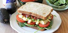 Egg Salad BLTA Sandwich Post Image