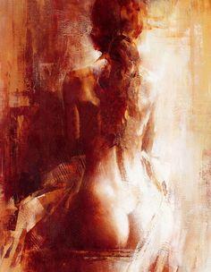 Erotic Art — breathtakingportraits: Le Boudoir II by Alain...