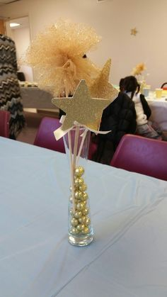 Baby Shower Themes, Baby Shower Decorations, Star Magic Ball, Hollywood Birthday Parties, Dance Themes, Staff Appreciation, Oscar Party, Twinkle Twinkle Little Star, Bottle Crafts