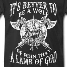 Be Wolf, Wolf Name, Norway Tattoo, Vikings, Viking Quotes, Viking Shirt, Crossfit Clothes, Viking Life, Art Costume