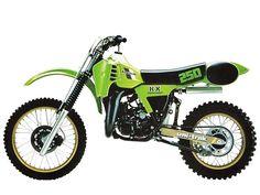Kawasaki KX250 (1982)