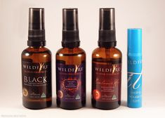 Wildfire All Over Pleasure Oil & Arousal Oil #WildfireOil #JustAddOil