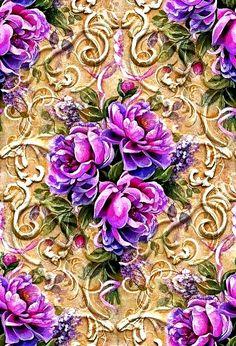 Wallpaper...By Artist Unknown...