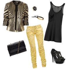 On a Night Like This!, created by miaslittleworld on Polyvore