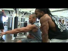 Legendary Natural Bodybuilder Philip Ricardo Jr & Ryan Doris GO TO WORK!!!