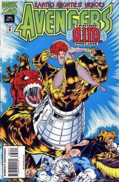 THE AVENGERS #380   Marvel Comics 1994  VFN// NM
