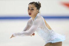 NHK杯・女子SP   フィギュアスケート   実況   スポーツナビ