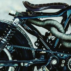 overboldmotorco:  Love the details #bike #caferacer #motorcycle...