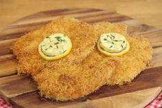 Tavuk Schnitzel / Arda'nın Mutfağı http://www.ardaninmutfagi.com/yemek-tarifleri/tavuk-yemekleri/tavuk-schnitzel