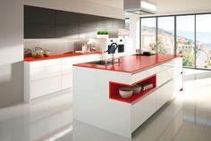 Marmor ist zeitlos, elegant, nachhaltig und vielfältig einsetzbar. Wir zeigen dir schönsten Küchen-Ideen mit einer Arbeitsplatte aus Marmor.