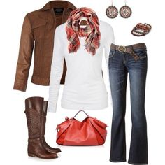 Cute out fit!
