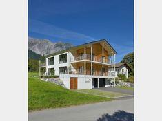 Mehrfamilienhaus/Ferien-Landhaus Valfontana - #Mehrgenerationenhaus von Baufritz | Haus XXL | Ökohaus, Biohaus, Satteldach