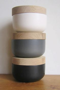 ceramic containers