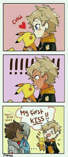 So cute ahah :3 [Pokemon Go]
