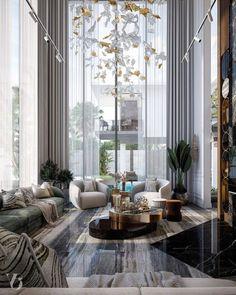 Best Interior, Luxury Interior, Modern Interior, Interior Design, My Home Design, House Design, Villa, Diy Décoration, Best Sofa