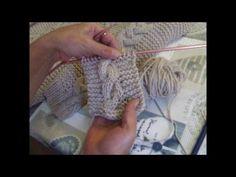Come lavorare la treccia nel lavoro a maglia. scopri di più qui: http://www.gomitolodilana.com/2014/01/come-fare-la-treccia-cables-lavoro.html Non perderti u...