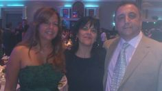 Marta,Conchi y Juan Carlos