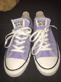 afb798943bef36 Extra Off Coupon So Cheap Purple Converse Size 7 mens 9 womens