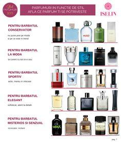 Parfumul in functie de stil - afla ce ti se potriveste - iselin. Aftershave, Perfume, Hugo Boss, Cologne, Men's Fashion, Swag, Diy, Stuff To Buy, Lotions