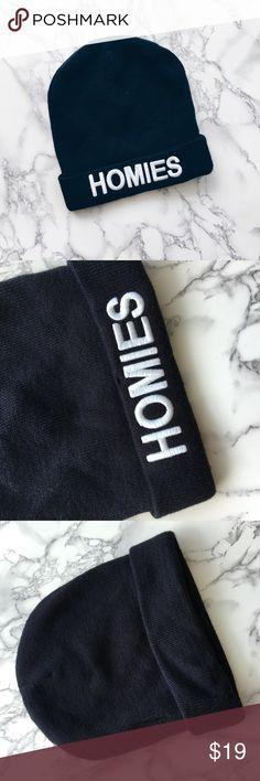 CYBER Sale! HOMIES Beanie Hat I wore this once! Great condition! So cute! Accessories Hats