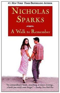 A Walk to Remember by Nicholas Sparks http://www.amazon.com/dp/0446608955/ref=cm_sw_r_pi_dp_b0.Tub1XXYKCZ