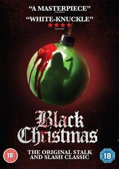 Black Christmas (1974) movie dvd cover (UK)