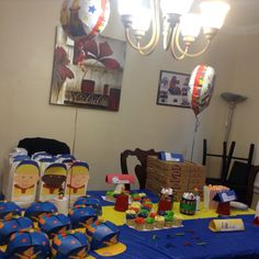 Caillou birthday