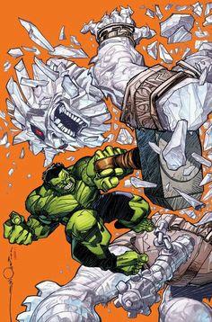 The Hulk by Walt Simonson