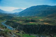 Cañon del Colca, Caylloma - Perú