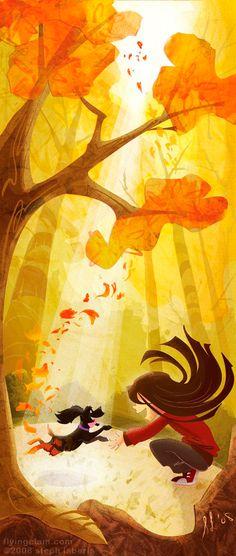 The Art Of Animation, Steph Laberis