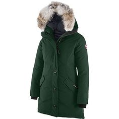 Canada Goose Rossclair Parka Womens *** Want additional info? Click on the image. This is an Amazon Affiliate links.